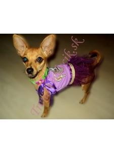 665697074d8f Šaty PRINCESS - oblečenie a móda pre psov - TrendyMiláčik
