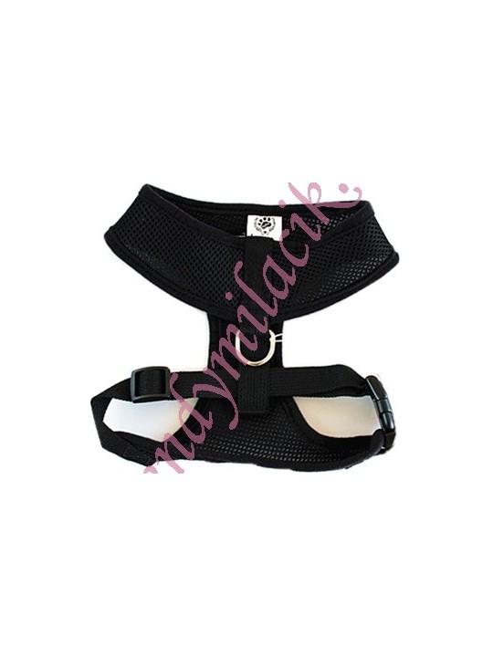 29769f05a6eb Harness postroj Black - oblečenie a móda psov - TrendyMiláčik